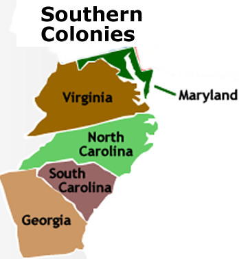 what were the 4 groups of english colonies in what is today the usa The cavaliers and servants a four-part series on the largest groups of emigrants from the british isles to colonial america they were: these were a group.